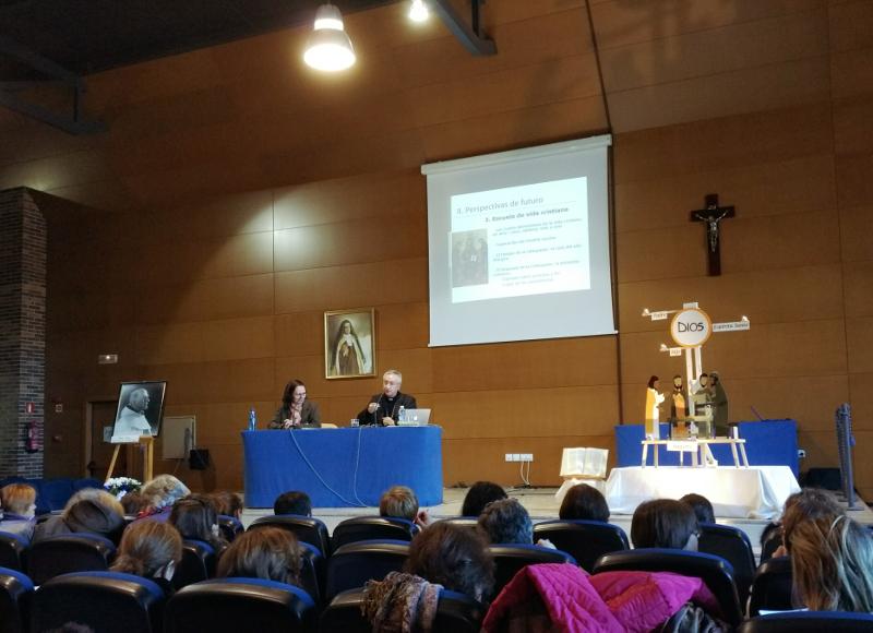 Noticias de la sesión del 4-5 de marzo en Getafe