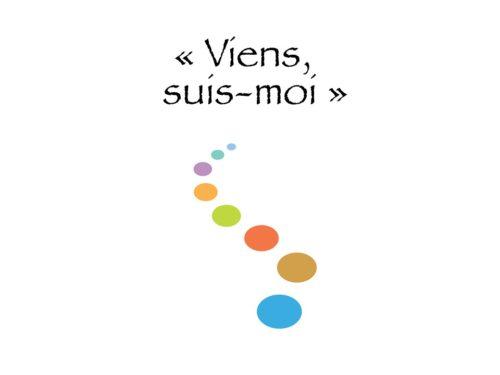 vsm Viens suis moi + logo